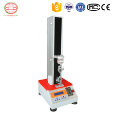 Electric servo motor used universal hounsfield tensile testing machine price