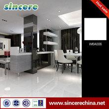 24X24 super white nano polished porcelain tiles