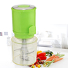 Professional high speed electric mini food chopper for meat fruit vegetable