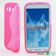 tpu pc cell phone case for Samsung Galaxy S3 I9300