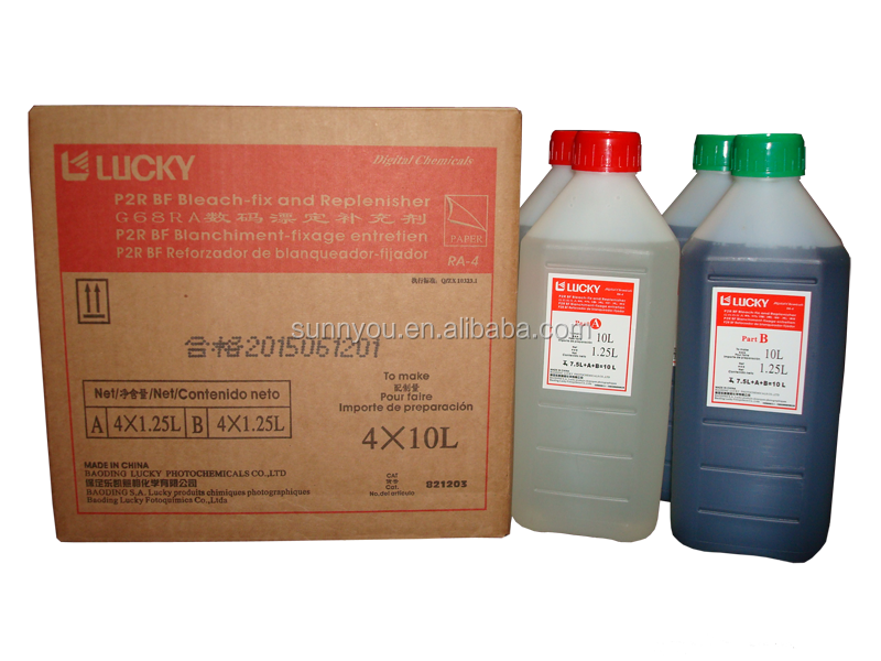 Photo Chemistry RA-4 Bleach-Fixer and Replenisher