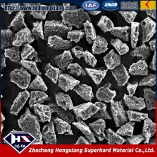 polycrystalline diamond powder for making diamond lapping slurry