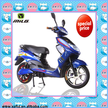Cheap small electric scooter moped 500W electric motorcycle with pedals