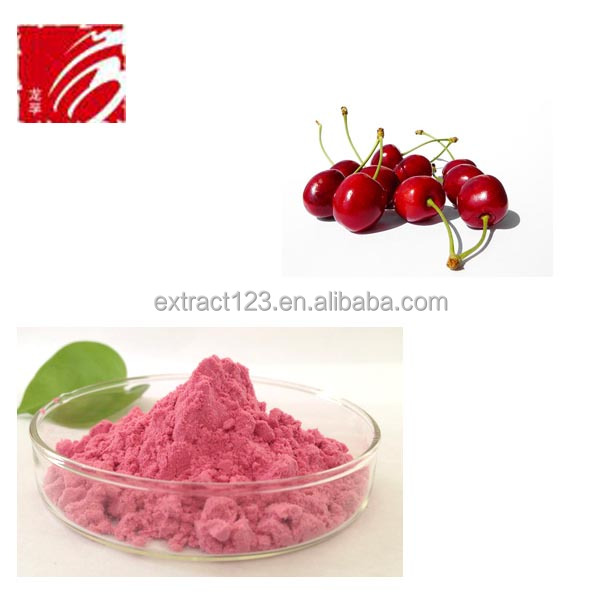 Pure Natural Freeze Dried Acerola Cherry Vitamin C Powder
