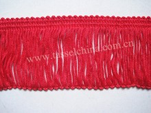 2 INCH BEAUTIFUL RAYON CHAINETTE FRINGE FOR GARMENT