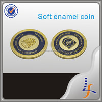 wholesales manufacturers in china cheap custom soft enamel coins custom