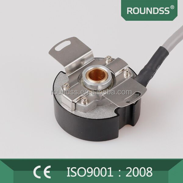 Roundss replacement nemicon encoder supplier IP50 servo motor encoder DC motor with encoder