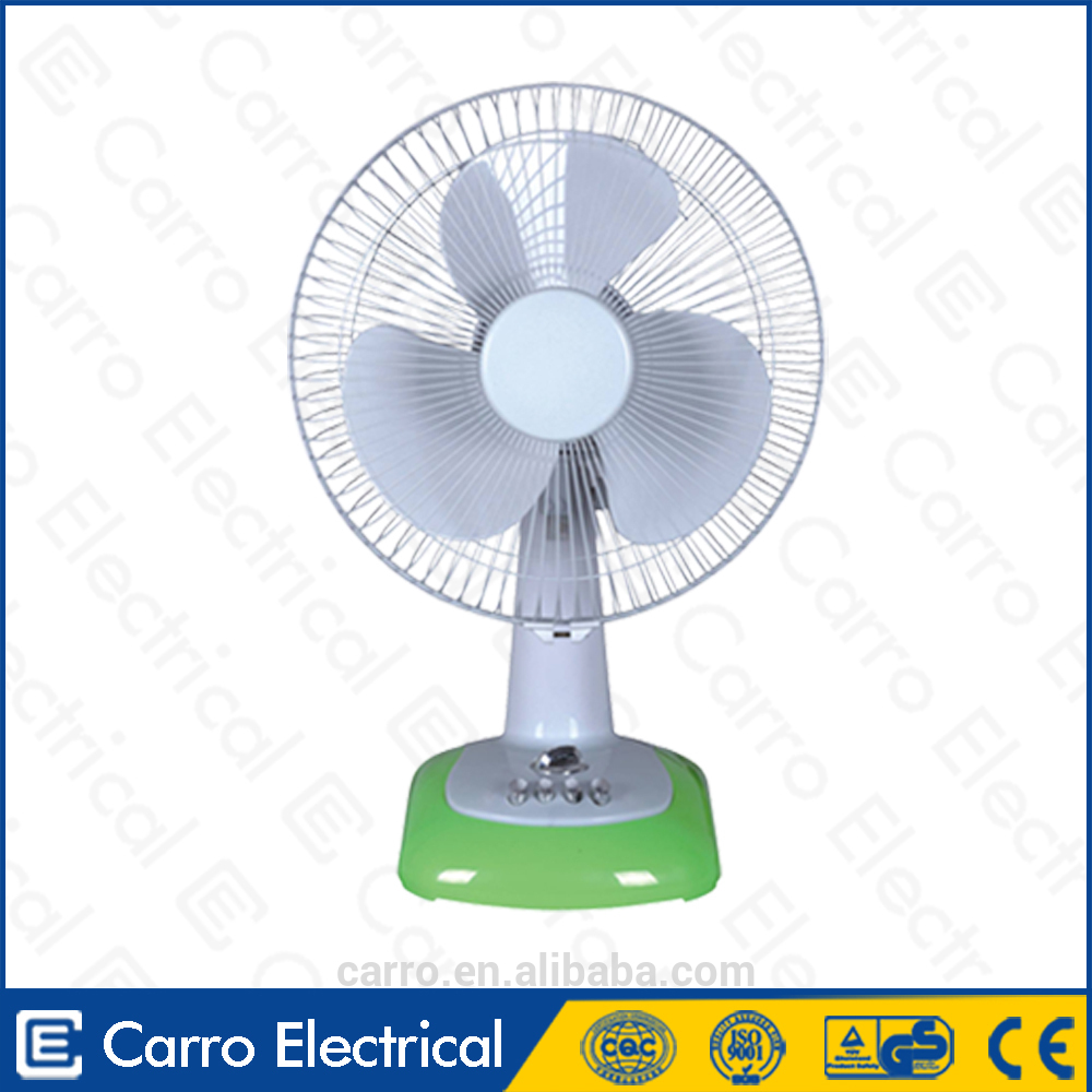 high rpm mini 12v dc table fan