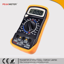Mini 3 1/2 600V AC DC Manual Range Low Price Digital Multimeter