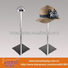 Top popular mirror scarf and hat display stand
