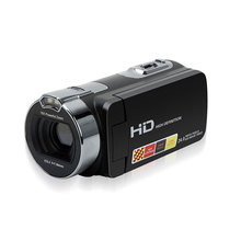 2.7 Inch 1080P HDV-312P Digital Video Camera 24 million Pixels Portable Home-use DV LCD Screen Digital Camera US/UK/EU Plug
