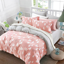 Pink printed designer bedding collections lion bedding