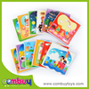Top sale kids study material early learning card