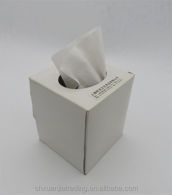 China supplier high quality box facial tissue paper tissue paper packaging design