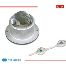 LED small diamond-like 3W Point Fixture