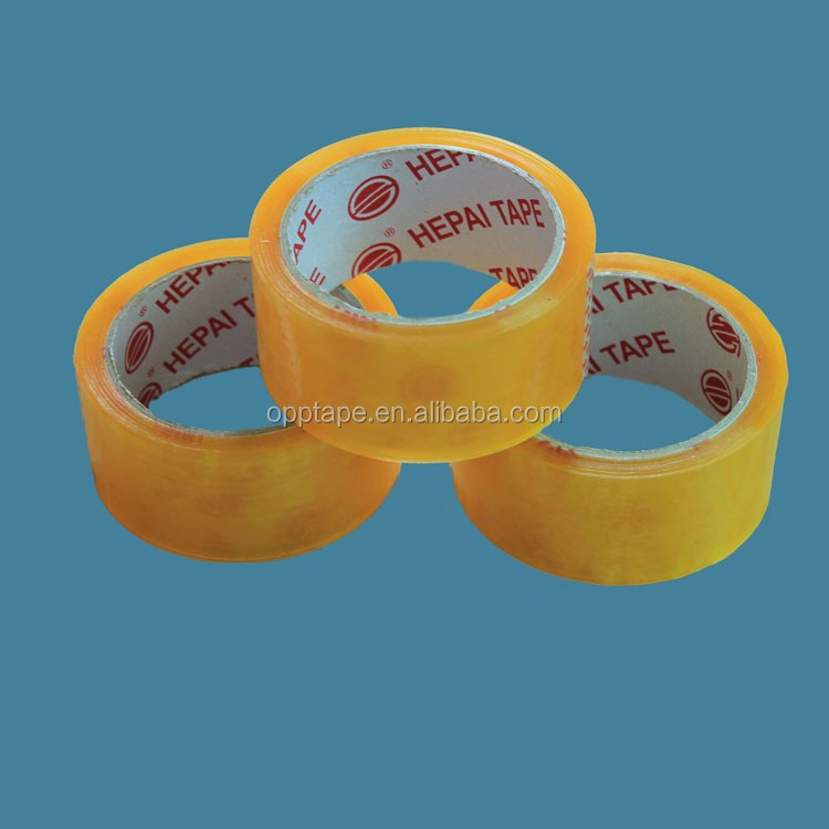 China 2017 new products transparent packing norton tapes