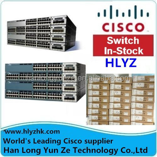 new cisco 3560 WS-C3560X-48T-L 48 port layer 3 catalyst switch