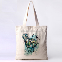 hot sale customized cotton canvas tote bag