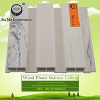 Non - Formaldehyde Emission Moisture Proof Types of False Ceiling Boards / Panels
