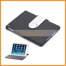 Ultra thin ABS Wireless Bluetooth Keyboard With 360 Degree Rotating For iPad Air iPad 5
