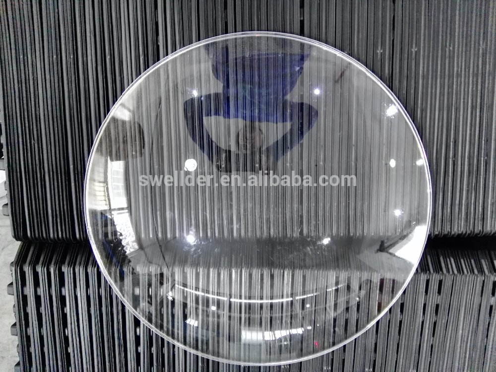 Clear PC vacuum forming cover