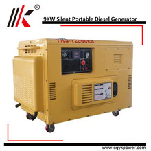 air water gasoline diesel generators for South Africa market