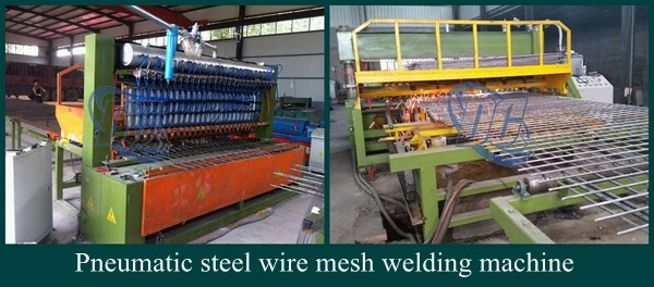 2017 high efficiecy wire mesh welding machine automatic