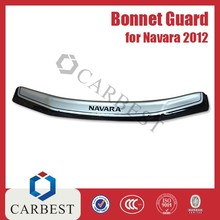 Hot Selling ABS Bi-Color Bonnet Guard Engine Guard for Navara 2012