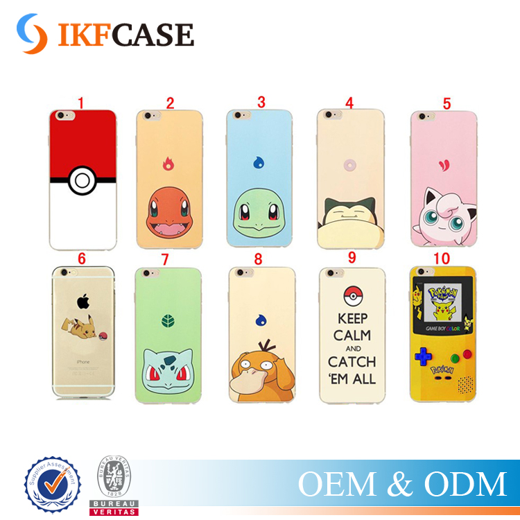 New Game Pokemon Go Phone Case for Samsung Galaxy J2 J7 J5 On5 S5 Soft TPU Silicon Cover