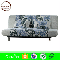 2015 latest design hotsale sofa bed for sale philippines / single chair leather sofa bed / bed cum sofa