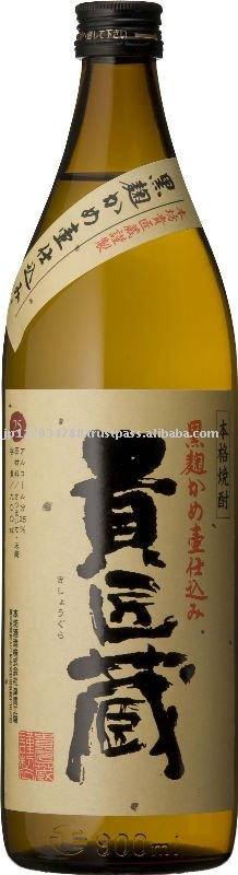 JAPANESE SAKE KISHOGURA MADE BY SWEET POTATE