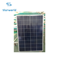 250w solar modules pv panel poly solar panel 35V for portable solar panel system