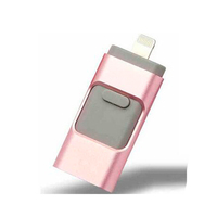 128GB 64GB China Factory wholesale 128 gb usb flash drive 3.0 newest otg usb flash drive for iphone