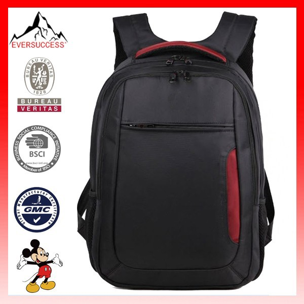 High Quality Polyester Fancy Laptop Bags Computer Back Pack