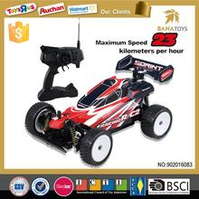 New arrival toys top speed 23km java car racing game free play rc race car