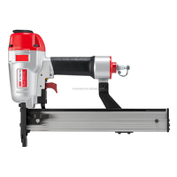 Air tool stapler for furniture manufacturing