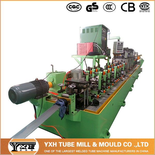 Automatic Stainless Steel Tube Mill for round pipes tig welding
