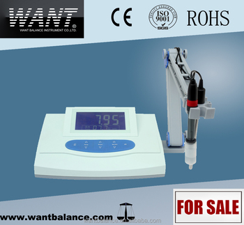 digital automatic PH meter, PH meter manufacturer
