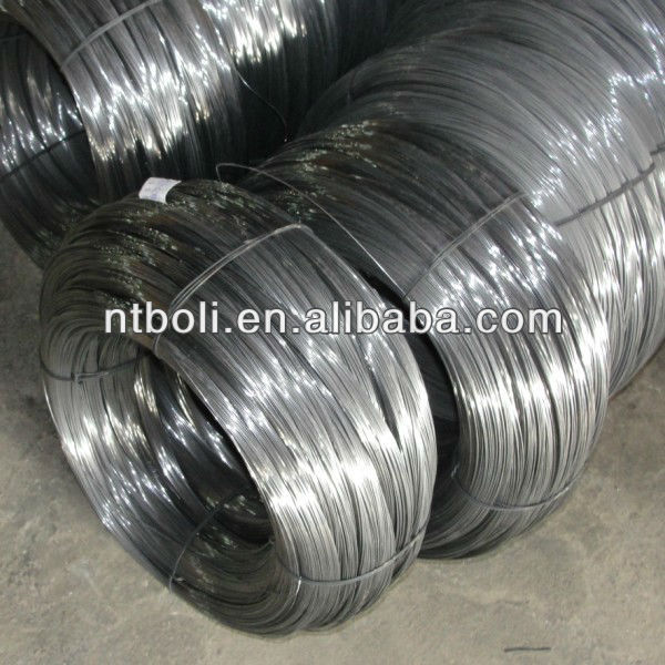 Best price of ungalvanized steel wire cable