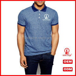 Factory direct wholesale cheap polo shirts 2016 custom made men polo t-shirt custom logo