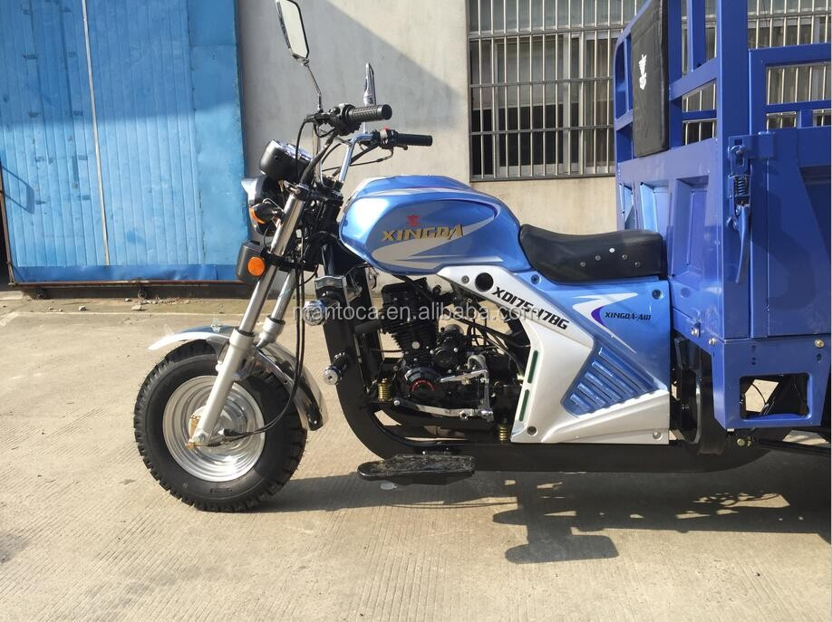 150cc XINGDA tricycle three wheeler for West Africa market