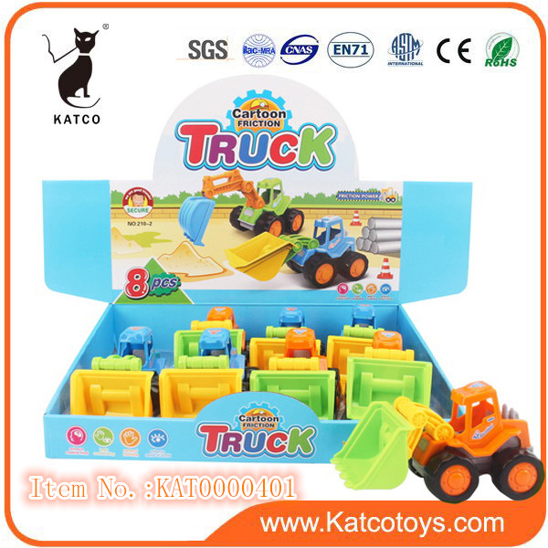 Wholesale China Manufacture Friction Toy Vehicle Mini Plastic Toy Cars For Children