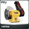 Yellow colour electricity bench grinder with FFU GOOD quality