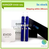 E Cigarette Kanger eVod Starter Kit with VV battery