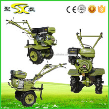 Powerful tiller price push garden tiller/small farm cultivator
