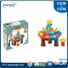 Hot sale children beach sand and water table toy