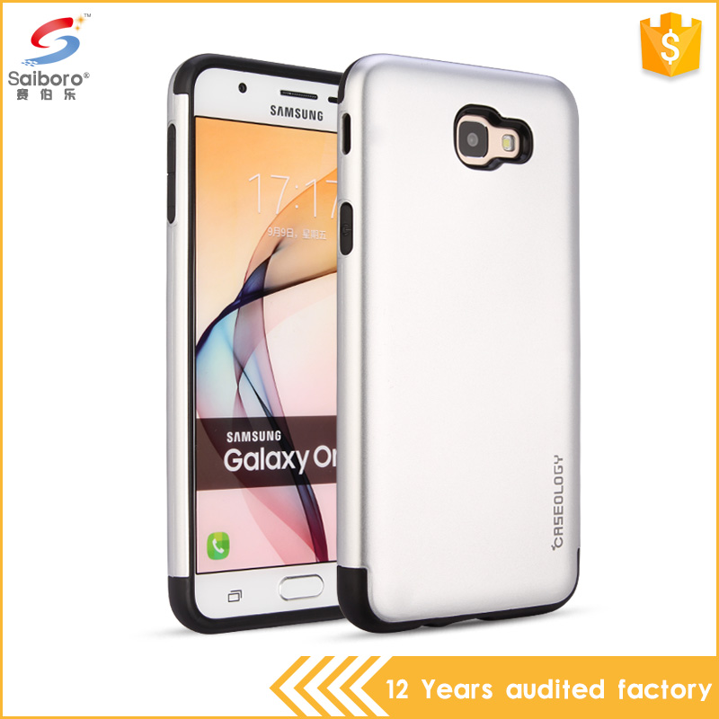 2017 trending products Tpu Pc Mobile Phone Case for Samsung Galaxy J5 Prime Bumper Covers