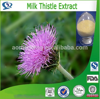 Milk Thistle Extract Powder/semen Coicis Extract Ma-yuen Jobstears Seed Extract/Natural cardus marianus extract