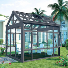 aluminum glass sunroom panels prices with roof wholesale