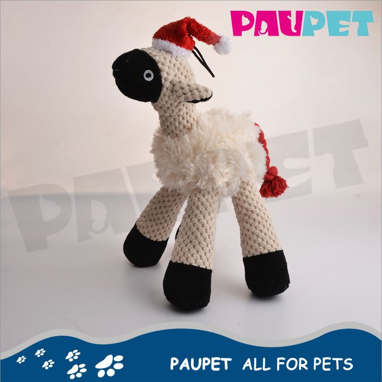 Wholesale cheap factory supply plush and cotton rope pet toys